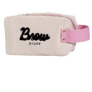 Benefit Brow Stuff Wristlet Type Makeup Bag